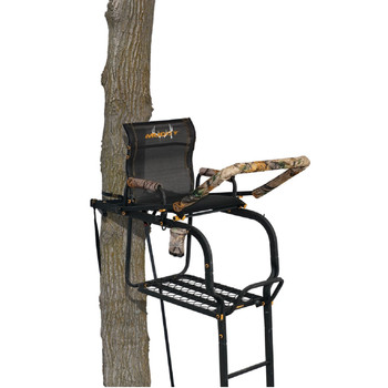 Muddy Odyssey XTL with Tree Lok System 20ft Ladder Treestand, UPC :813094022908