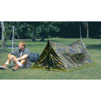 Texsport Camouflage Trail Tent 01905, UPC : 049794019058