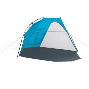 Coleman Shoreline Instant Beach Shade Shelter - Blue, UPC : 076501139808