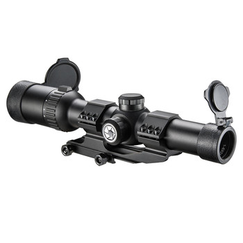 Barska 1-6x24 IR AR6 Tactical Riflescope with Reticle, UPC :790272000708
