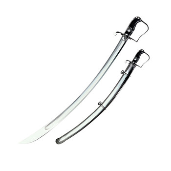 Cold Steel 1796 Light Cavalry Saber Sword 33.0 in Blade, UPC :705442004448