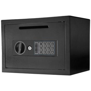 Barska Compact Keypad Depository Safe, UPC :790272984138