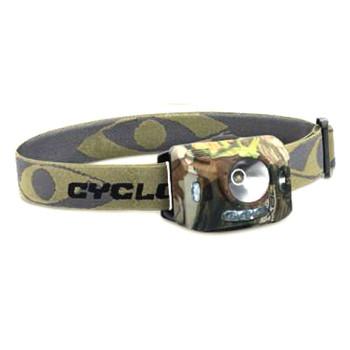 Cyclops Ranger XP 4 Stage Headlamp w/3 Green LED Lights, UPC :813628085478