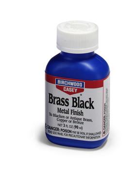 Birchwood Casey Brass Black Touch-Up 3 oz, UPC : 029057152258