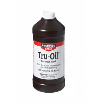 Birchwood Casey Tru-Oil Stock Finish 32 oz Liquid, UPC : 029057231328