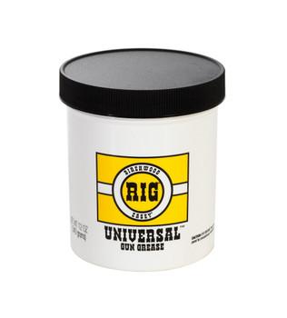 Birchwood Casey RIG Universal Grease 12 Ounce Jar, UPC : 029057400458