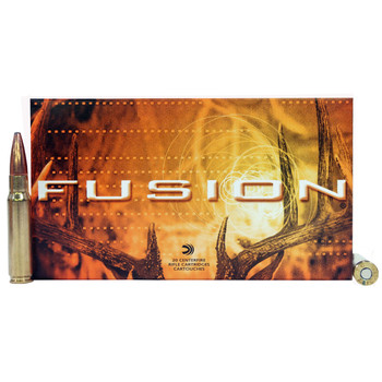 Federal Fusion Ammunition 338 Federal 200 Grain Spitzer Boat Tail Box of 20, UPC : 029465098988