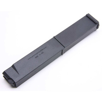 ProMag Magazine Cobray M11 9mm Luger 32-Round Magazine Polymer Black, UPC :708279010408