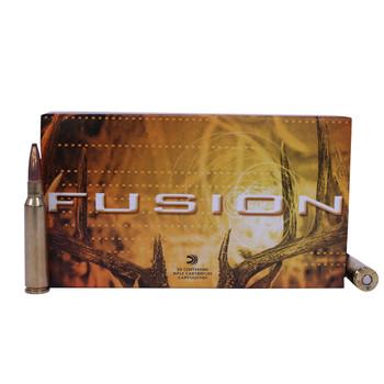 Federal Fusion Ammunition 6.5x55mm Swedish Mauser 140 Grain Spitzer Boat Tail Box of 20, UPC : 029465060688