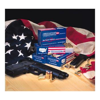 9mm Luger 115Gr. JHP/50, UPC :755104009038