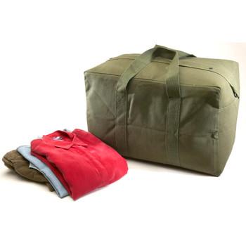 CASE OF 12 PARACHUTE BAG - CNV - 24X15X13IN - OD, UPC : 049794118508