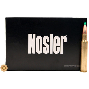Nosler BT Ammunition 30-06 Springfield 125 Grain Ballistic Tip Box of 20, UPC : 054041400688