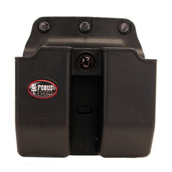 Double Magazine Pouch for Most 9mm Double Stack Magazines (not Glock), UPC :676315033318