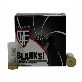 BLANKS 12GA 2.75IN BLANK W/FILLER 25RD, UPC :762344703398