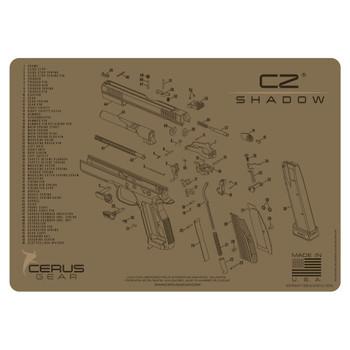 CZ SHADOW 2 COYOTE, UPC :680220903918