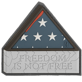 Freedom Is Not Free Patch, UPC :846909011668