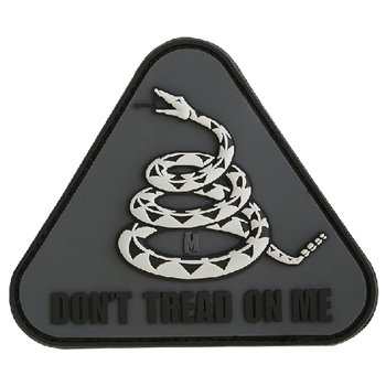 Don't Tread On Me Patch, UPC :846909011088
