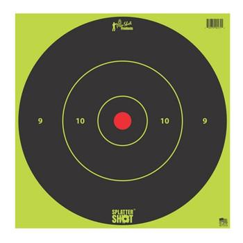 12IN GREEN BULLS EYE TARGET 5 PK BAG UPC: 709779901548