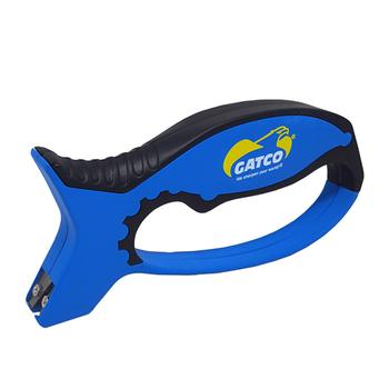 Easy Pull Through Sharpener with Kraton Soft Grip UPC: 096196068009