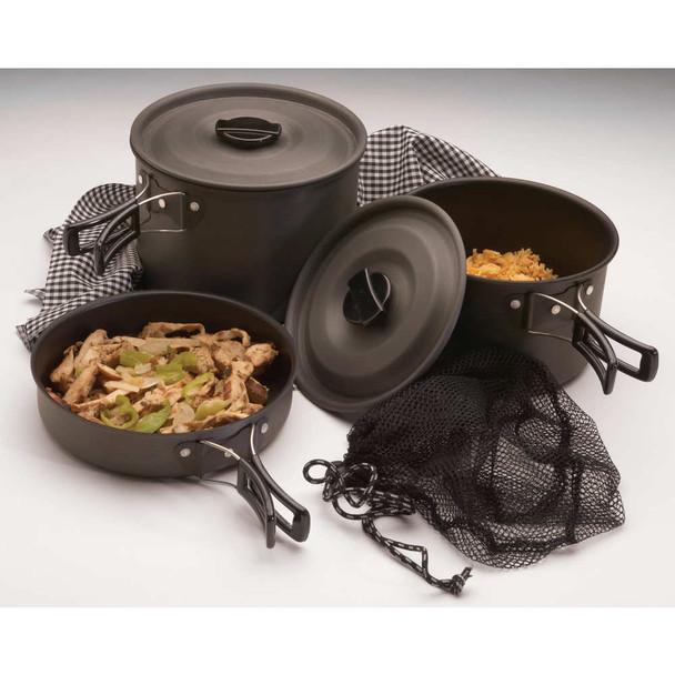 Texsport Trailblazer Cook Set 13414 UPC: 049794134140