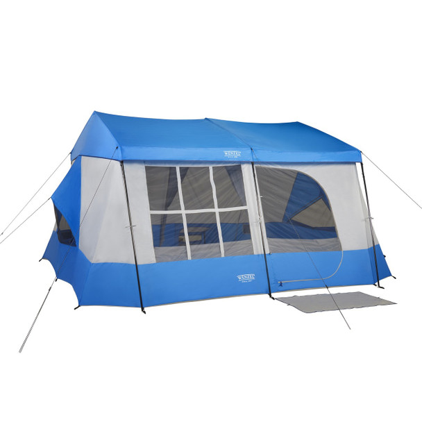 Wenzel Kodiak 9 Person Tent - Blue UPC: 047297993714