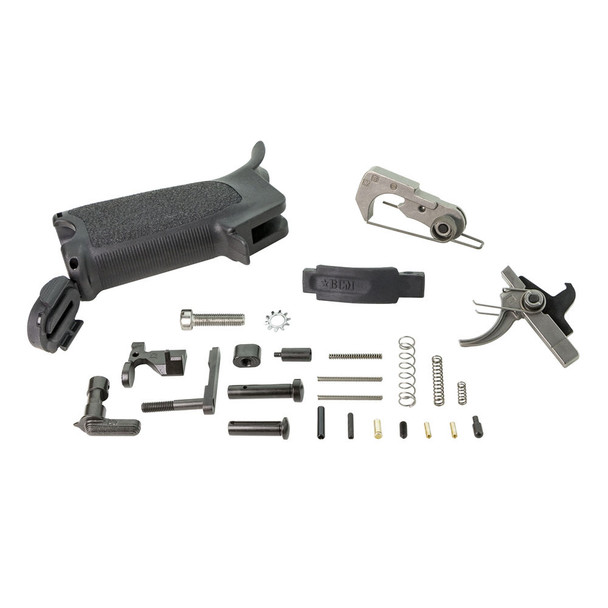 BCMGUNFIGHTER'Ñ¢ AR-15 Enhanced Lower Parts Kit, UPC :812526020444