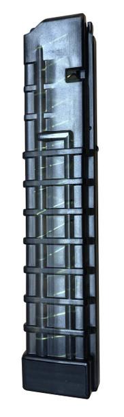 Grand Power Magazine, 9MM, 30Rd, Fits SP9A1 STRIBOG, Black Finish SP9A1MAG30, UPC :8588005940177