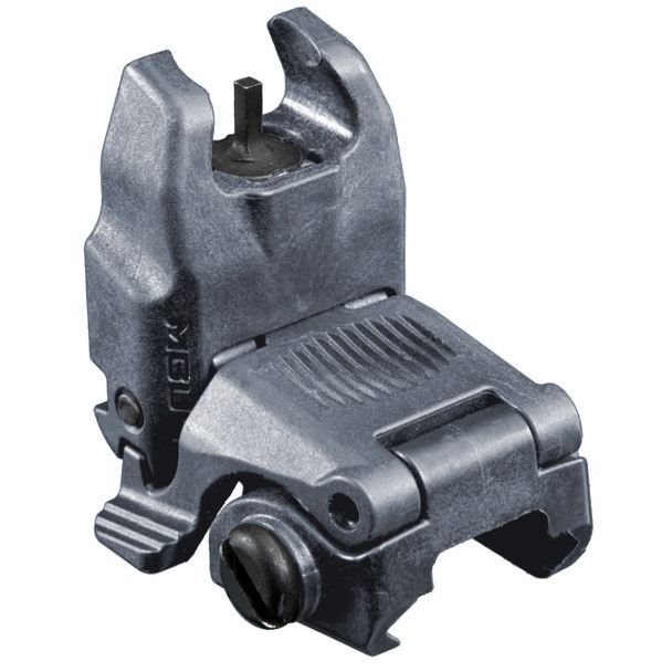 Magpul Industries MBUS Back-Up Front Sight, Gen 2, Fits Picatinny Rails, Gray Finish, Flip Up MAG247-GRY UPC: 873750011486