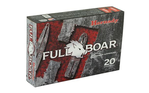 Hornady Full Boar, 30-06, 165 Grain, GMX, Lead Free, 20 Round Box 81163,  UPC : 090255811636