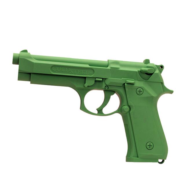 Cold Steel Model 92 Rubber Training Pistol UPC: 705442014126