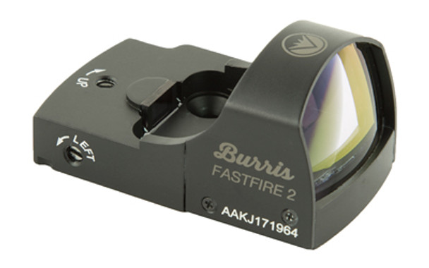 Burris Fastfire II, Red Dot, 4 MOA, Picatinny Mount, Matte Black Finish 300232, UPC : 000381302328