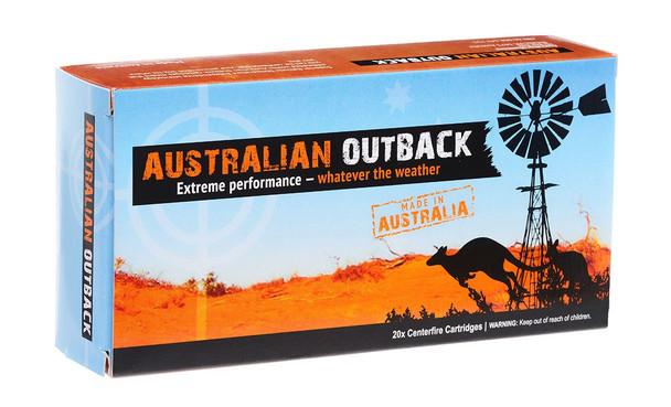 20rd Box Australian Outback .308 168gr Sierra Matchking HPBT UPC: 9332153001056