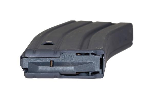 New USGI Aluminum 30 Round AR15 Magazines with anti-tilt follower