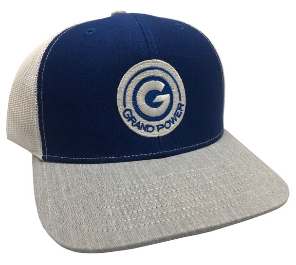 GRAND POWER Hat - Blue