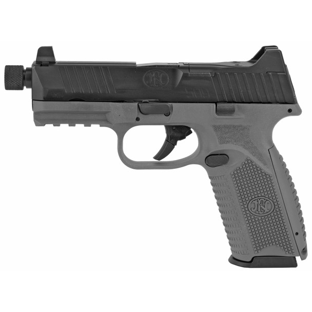 FN 509 Tactical, Semi-automatic, Striker Fired, Full size  9MM UPC 845737010614