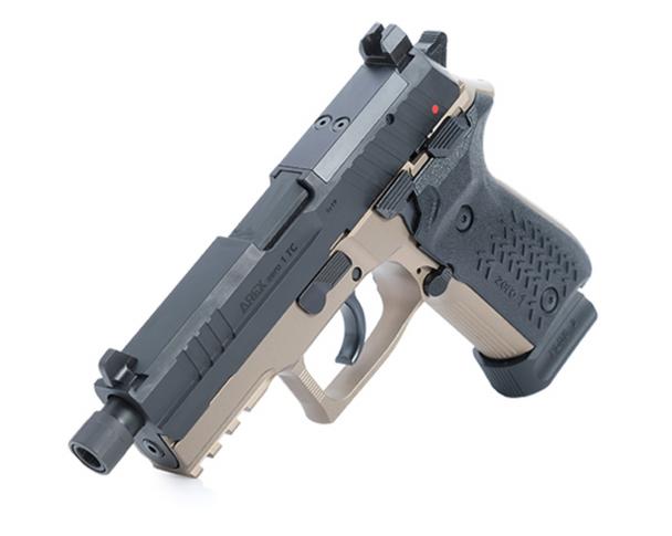 AREX Zero 1 Tactical Compact - FDE UPC:815537023732 UPC: 815537023732
