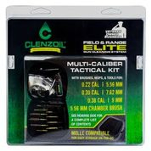 Clenzoil Field and Range Tactical Cleaning Kit UPC: 893791002236