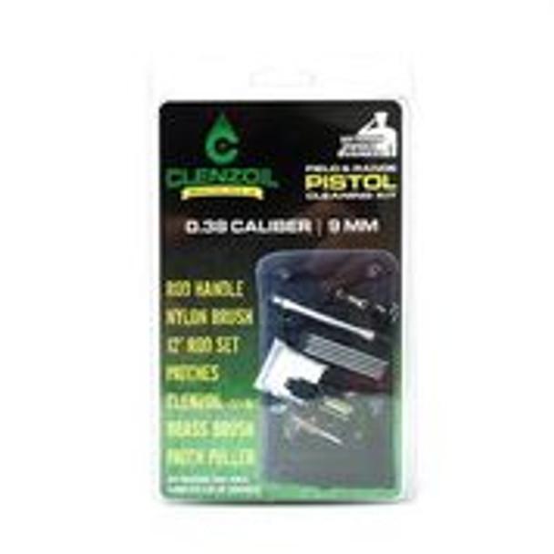 Clenzoil Pistol Kit (38 Caliber / 9 mm) UPC: 893791002953