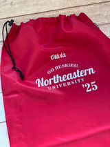College Laundry Bag by Wicked Stitches Gifts