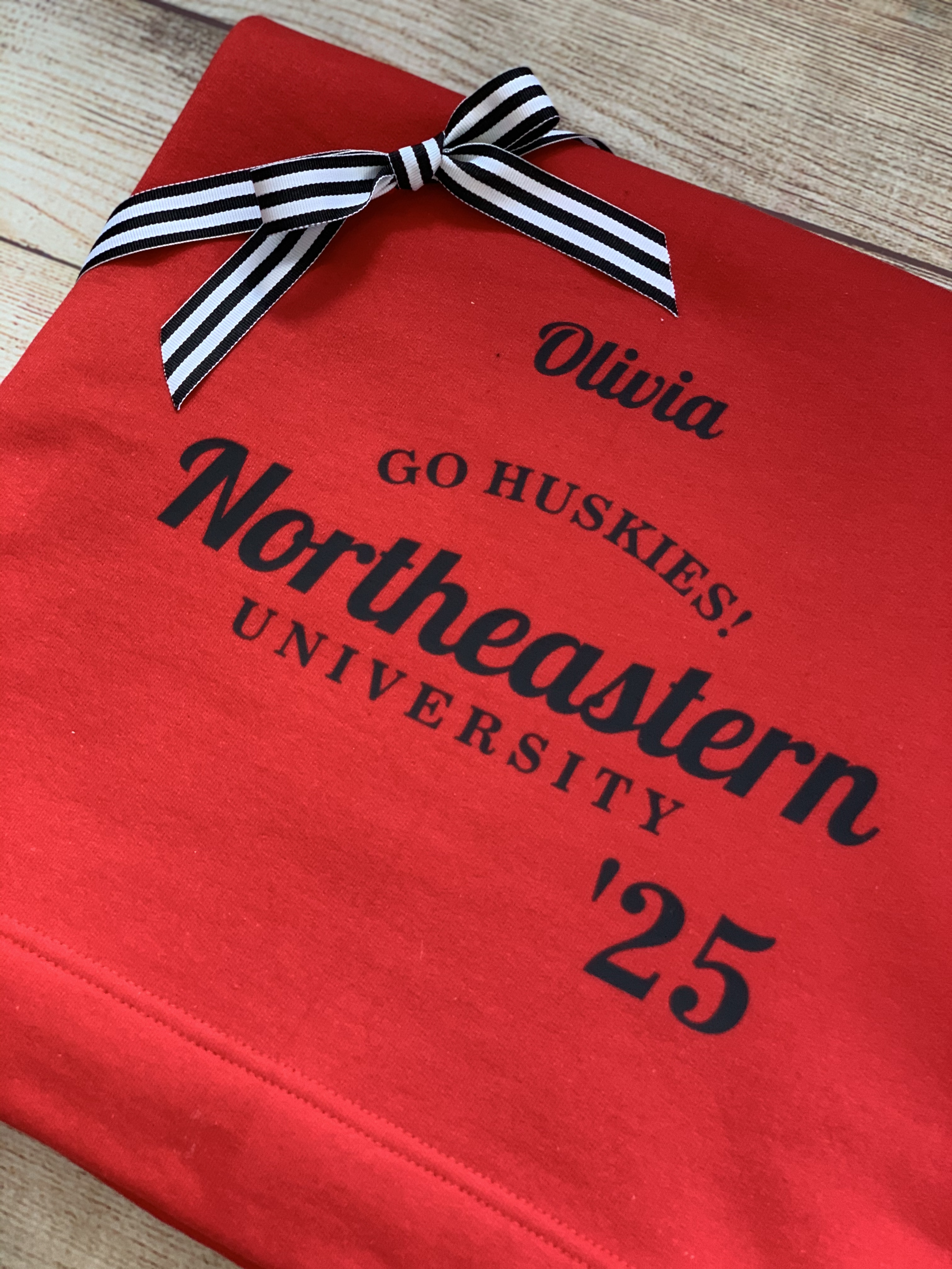 College Study Blanket by Wicked Stitches