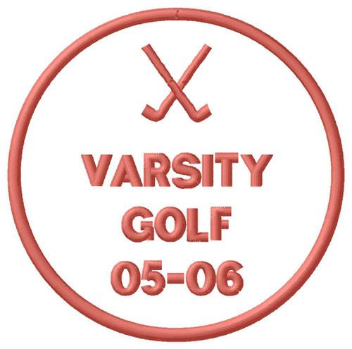 Golf - Varsity