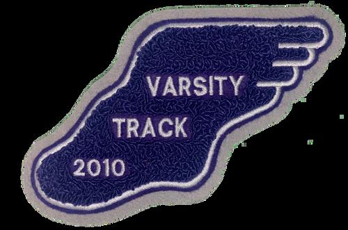 """4"""" Wingfoot - Varsity Track"""