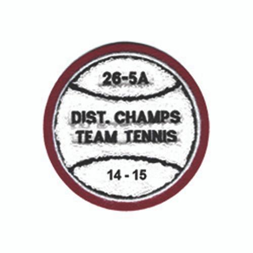 Team Tennis - District Awards