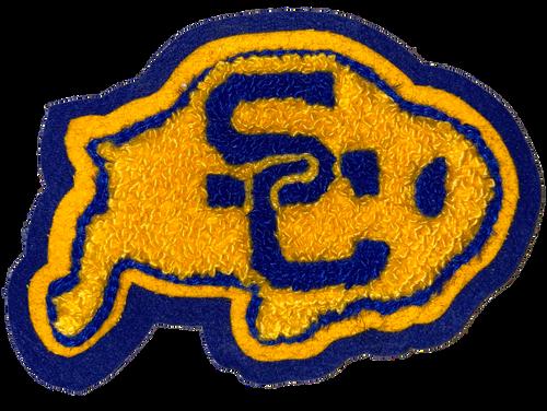 Samuel Clemens Buffalo Mascot