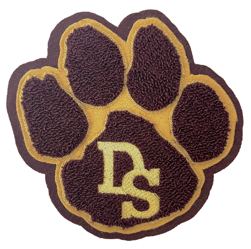 Dripping Springs Paw Mascot