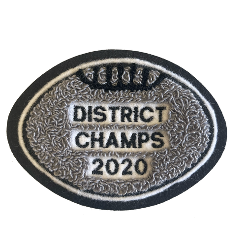 Football - District Champs 2020