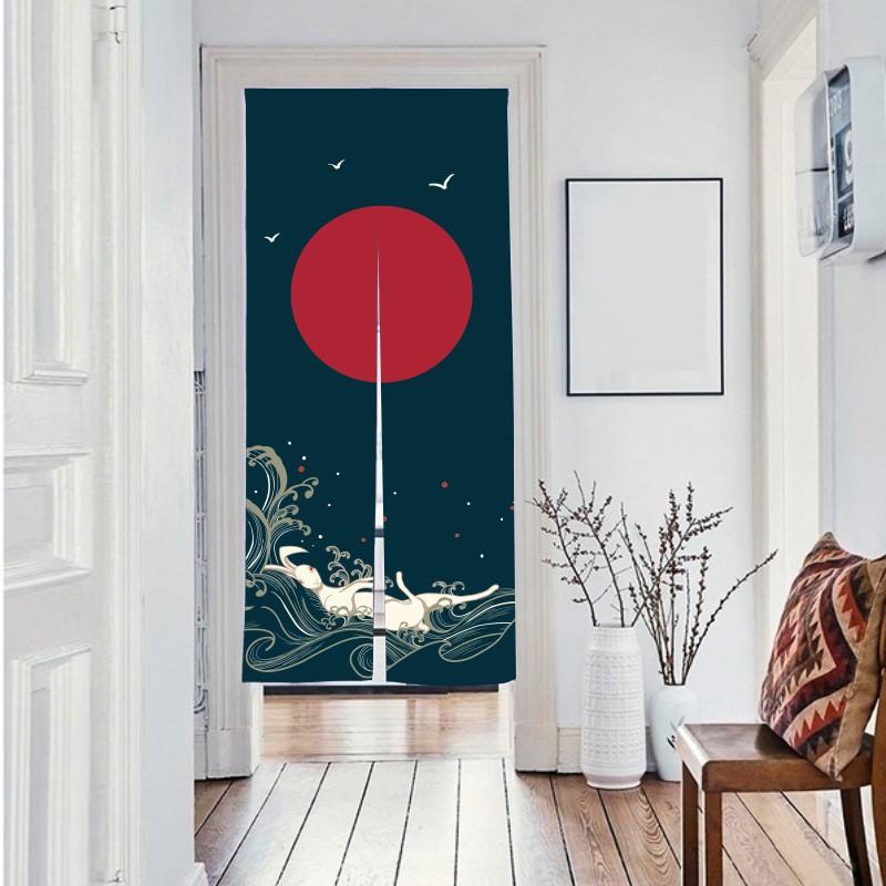 Custom Doorways Curtains