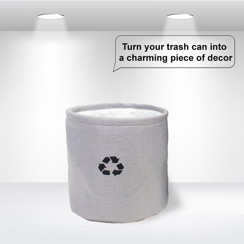 Custom Trash Can