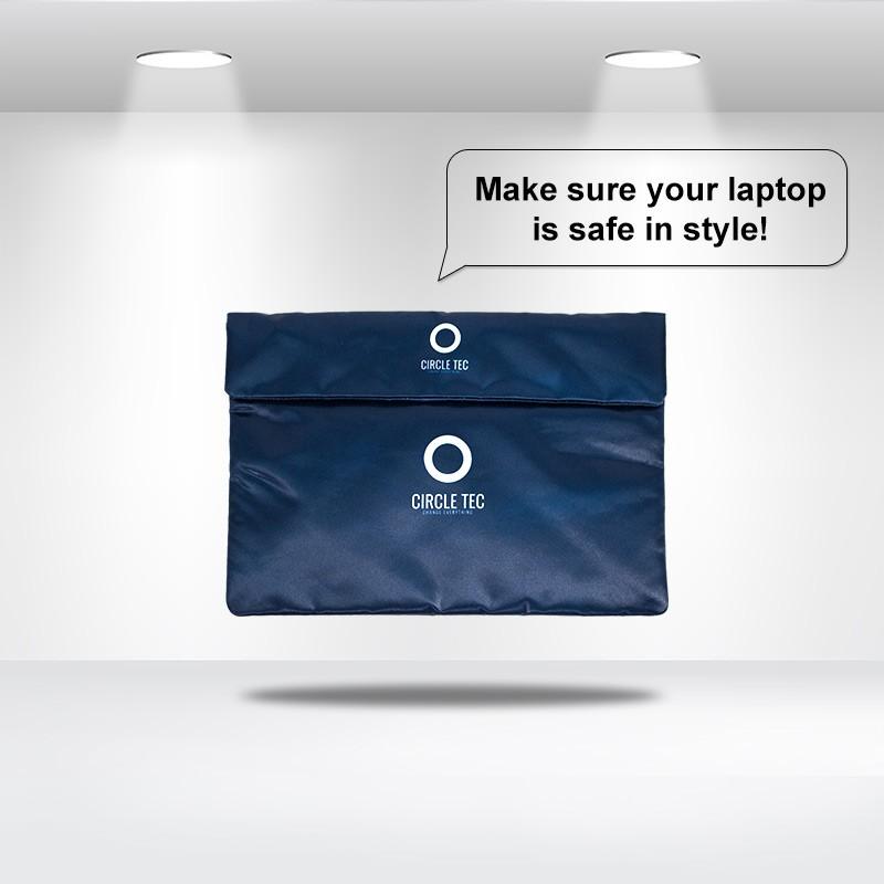 Shiny Satin Laptop & Tablet Sleeves