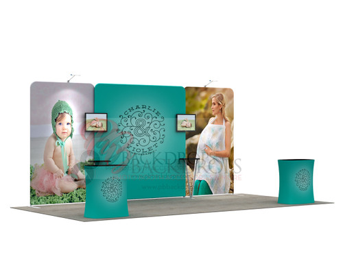 Trade Show Booth #12